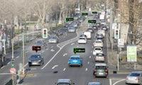 Audi setzt in Düsseldorf auf die grüne Welle