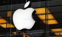 Apple-Logo: Warum ist der Apfel angeknabbert?