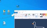 Diese Gans lässt euren Desktop im Chaos versinken