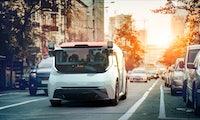 Ridesharing: E-Shuttle von GM-Tochter kommt ohne Pedale und Lenkrad
