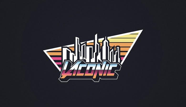 Retro-Logo 99designs