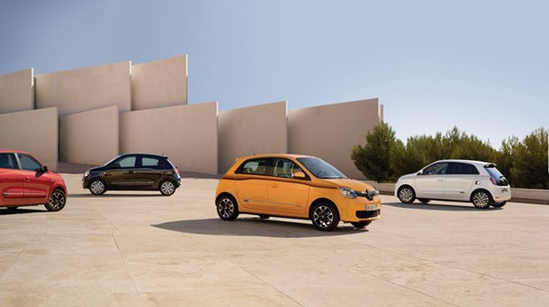 Vollelektrischer Renault Twingo Z.E. überraschend für 2020 angekündigt
