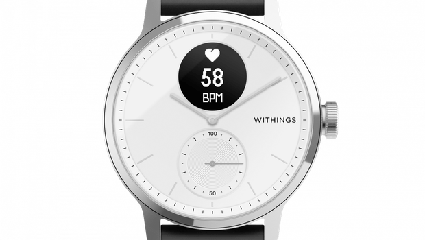 Withings Scanwatch. (Foto: Withings)