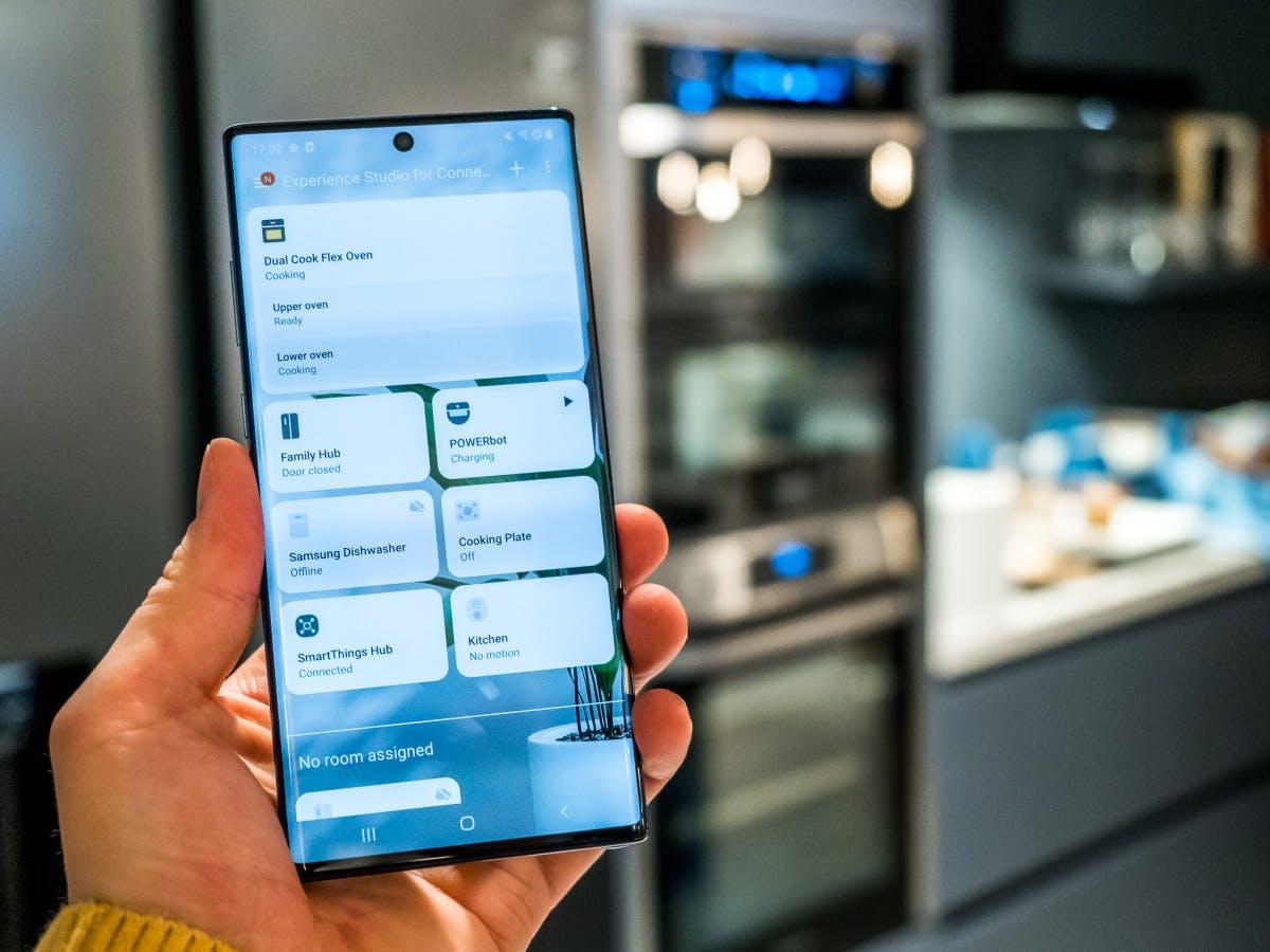 Smartthings im Test: Samsung zieht in deutsche Smarthomes ein