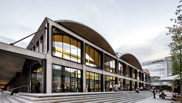 Station F. (Foto: Patrick Tourneboeuf)