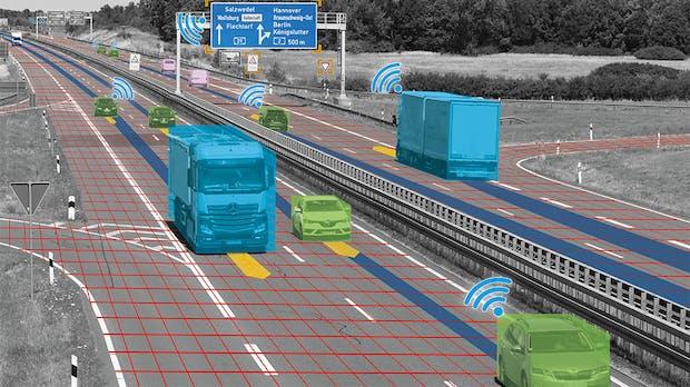 """""""Testfeld Niedersachsen"""" für autonomes und vernetztes Fahren eröffnet"""