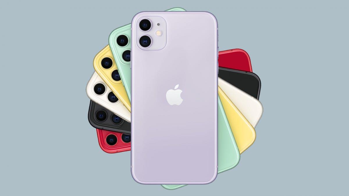 "iPhone 11 überholt iPhone Xr als ""beliebtestes Smartphone der Welt"""