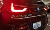 Urban Suite: BMW baut 20 i3 in Wohnzimmer auf 4 Rädern um