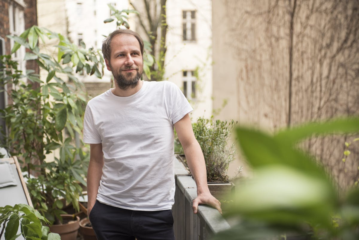 Ecosia-Gründer im Gespräch: So geht grünes Wirtschaften