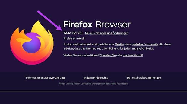 Image result for Zero-Day-Exploit: Firefox-Update auf 72.0.1 schließt gefährliche Lücke