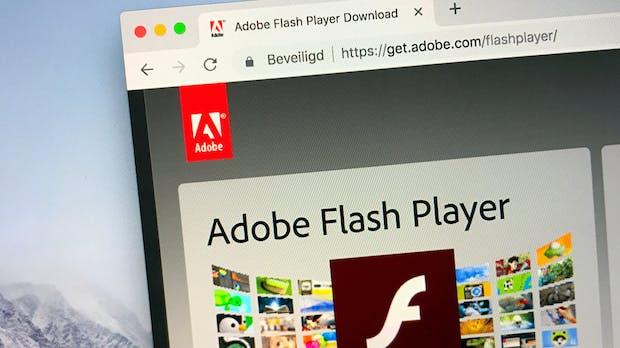 Firefox 84 verzichtet endgültig auf Adobe Flash