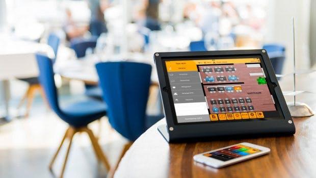 iPads als Kassen-, iPods als Bestellterminals. (Foto: Gastrofix)