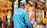 Hermes: Rekordweihnachtsgeschäft mit 85 Millionen Paketen