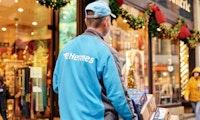 Hermes-Rekord: 85 Millionen Pakete im Weihnachtsgeschäft