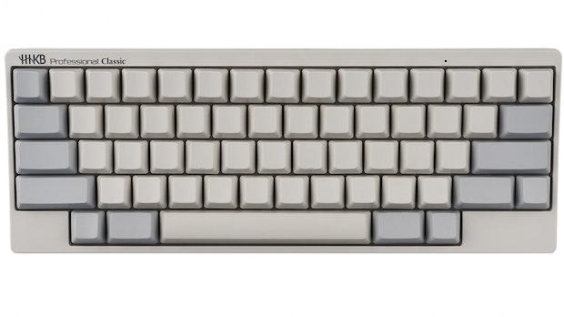 Happy Hacking Keyboard: Japanische Kulttastatur in neuer Version verfügbar