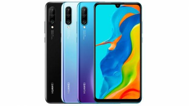 Huawei P30 Lite New Edition. (Bild: Huawei)