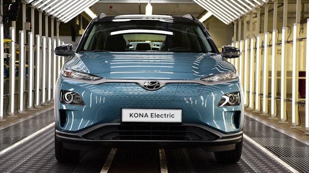 Europäische Fertigung: Hyundai verdreifacht Verfügbarkeit seines Elektro-Kona