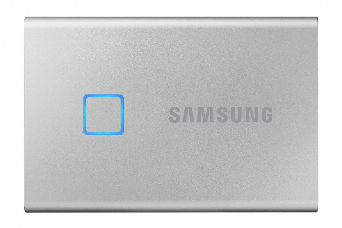 Samsung T7 Touch: Schnelle externe SSD anlässlich der CES vorgestellt