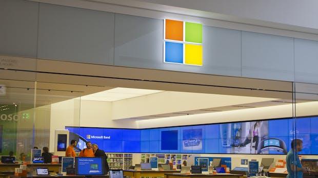 Coronavirus: Microsoft muss Umsatzprognose senken