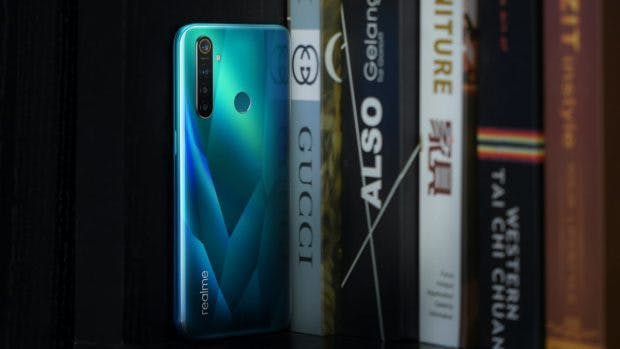 Realme 5 Pro. (Bild. Realme)