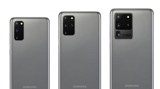 Samsung Galaxy S20, Plus und Ultra: Alles, was wir über die neuen Topmodelle zu wissen glauben