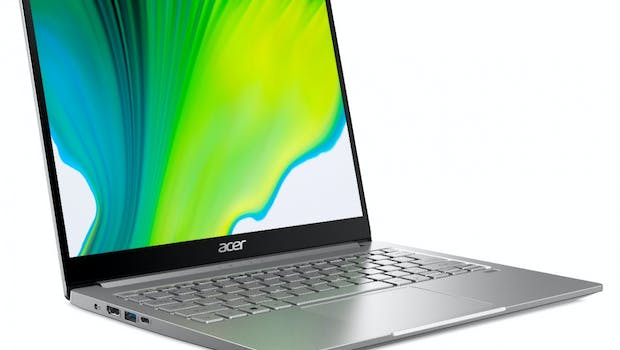 Acer Swift 3 SF313-52/G Project Athena. (Foto: Acer)