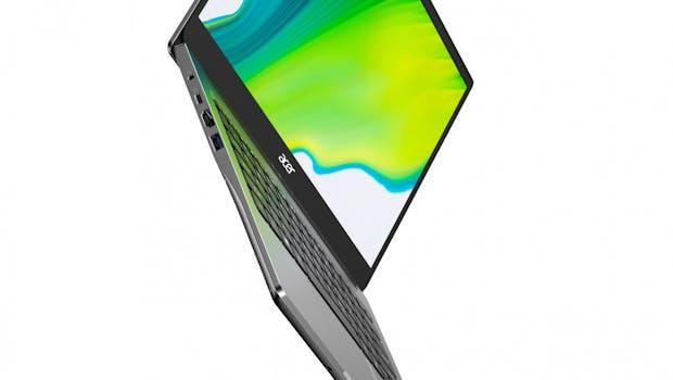 Acer Swift 3 SF314-42 mit AMD-Prozessor. (Foto: Acer)
