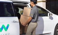 Die selbstfahrenden Autos von Waymo transportieren jetzt Pakete für UPS