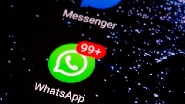 Whatsapp soll gleichzeitige Nutzung mit vier Geräten erlauben