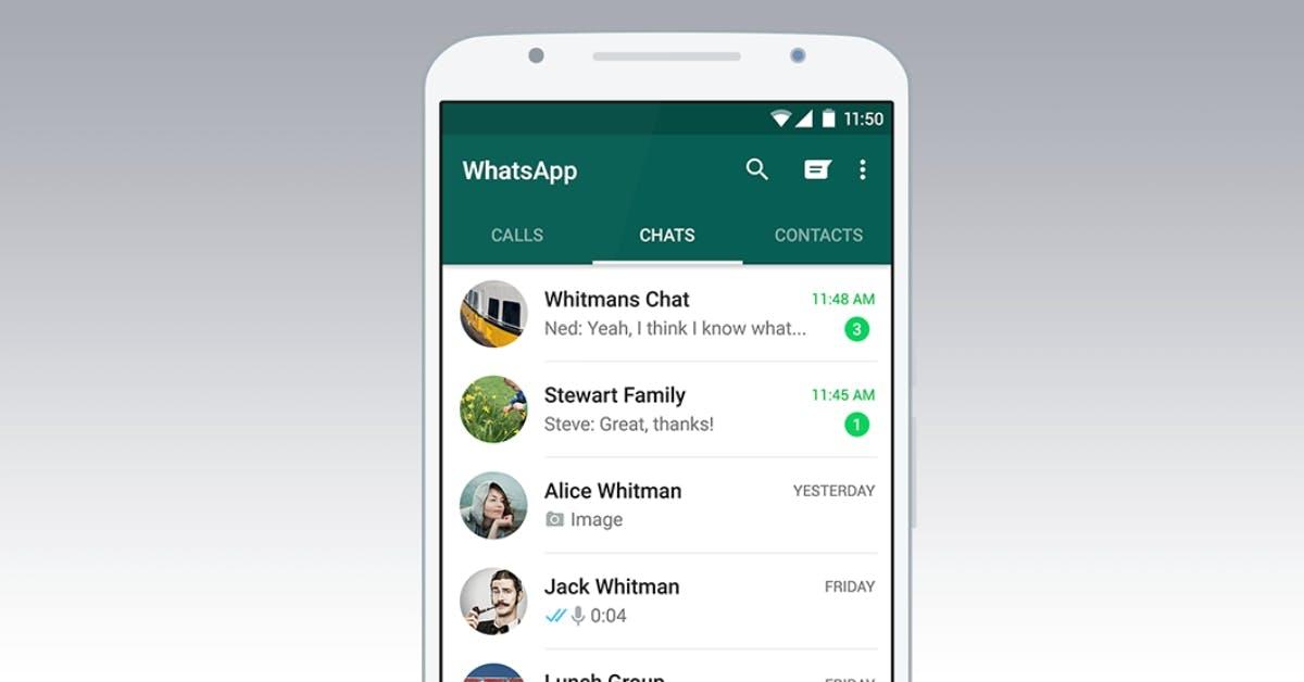 Whatsapp-Werbung: Facebook macht Rückzieher