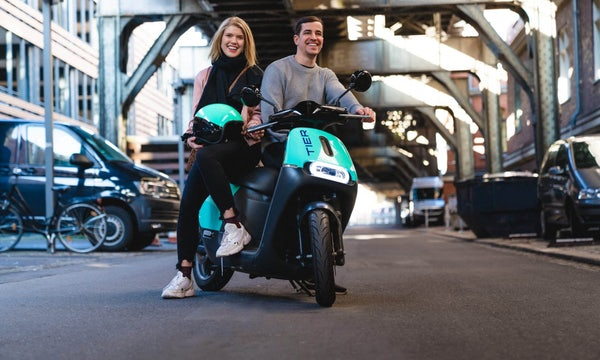 Tier bietet ab Mai 2020 die ehemaligen Coup-E-Mopeds unter eigener Flagge an