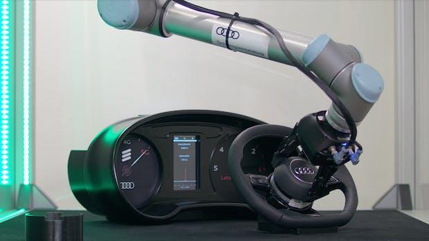 5G bei der Autoproduktion: Audi startet Pilotprojekt mit Industrierobotern