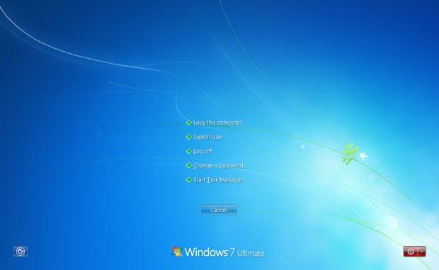 Windows-7-Anmeldebildschirm.
