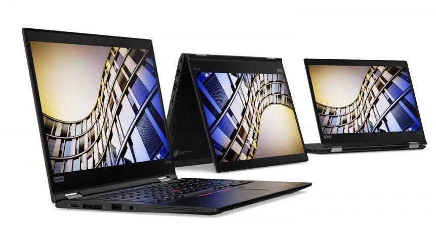 Lenovo aktualisiert sein Thinkpad-Portfolio der T-, X- und L-Serien