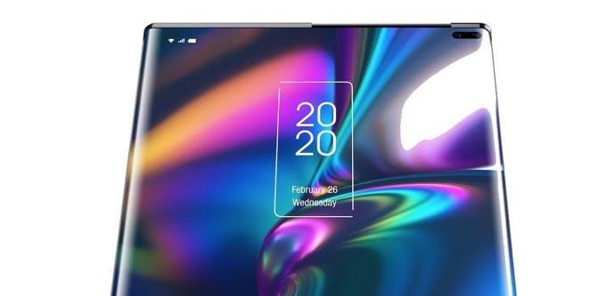 TCL-Smartphone wird durch Display-Herausziehen zum Tablet