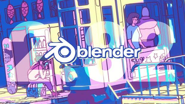 Open-Source-3D-Grafik-Suite: Blender bringt bemerkenswerte Neuerungen in Version 2.82