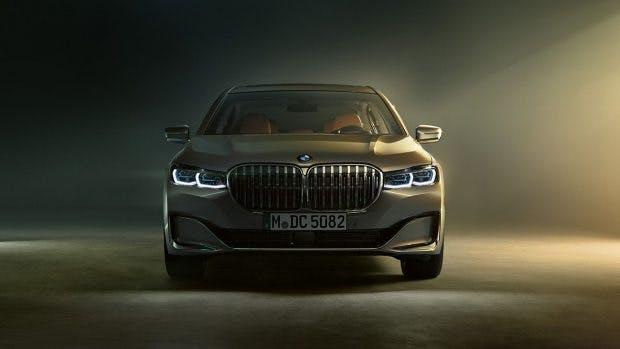 BMW will seine 7er Reihe elektrifizieren.