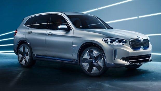 BMW iX3. (Bild: BMW)