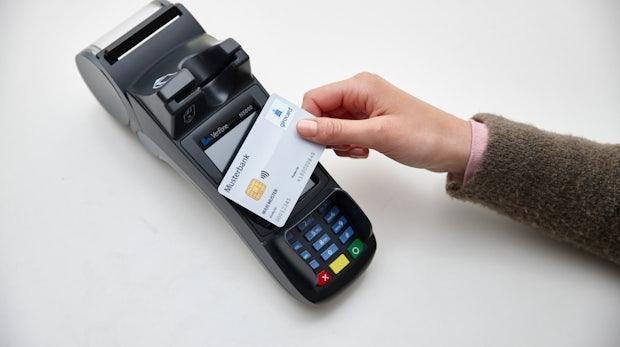 Girocard: Im Dezember schon jede dritte Zahlung kontaktlos