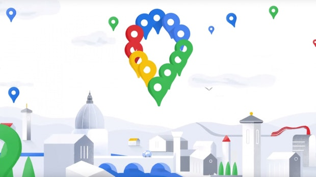 Google Maps: Update für iOS und Android mit vielen neuen Funktionen und neuem Logo