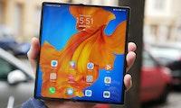 Ohne Google-Dienste: Huawei verkauft ab sofort neues Foldable Mate Xs ab sofort in Deutschland