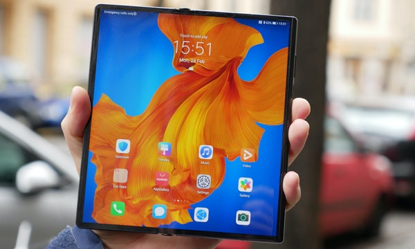 Huawei Mate Xs: Foldable-Neuauflage kostet 2.500 Euro