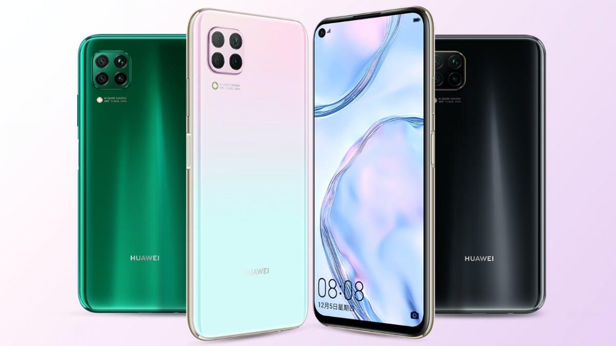 Huawei kündigt P40 Lite an: Mittelklasse mit Quad-Kamera und starkem 40-Watt-Netzteil