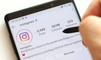 Instagram-Posts sollen Verstöße gegen Corona-Lockdown zeigen