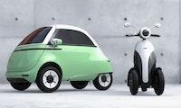 Micro Mobility kündigt Isetta-Klon Microlino für 2021 an