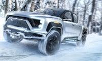 Badger: Mit diesem E-Pick-up-Truck will Nikola Tesla Konkurrenz machen