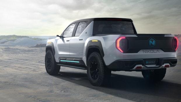 Tesla-Rivale Nikola bringt nach Mega-Börsenstart E-Pickup Badger an den Start
