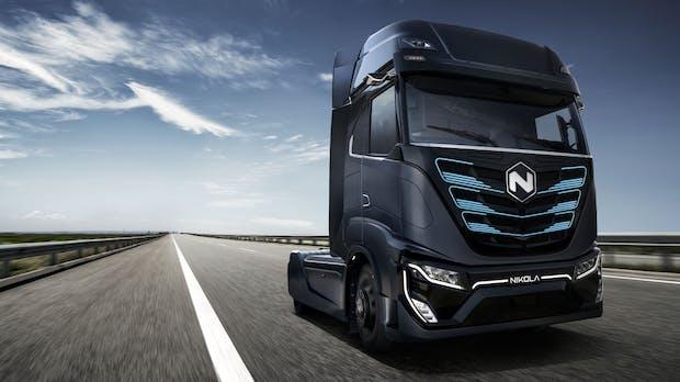 Nikola Tre: E-Truck des Tesla-Rivalen soll in Deutschland gebaut werden