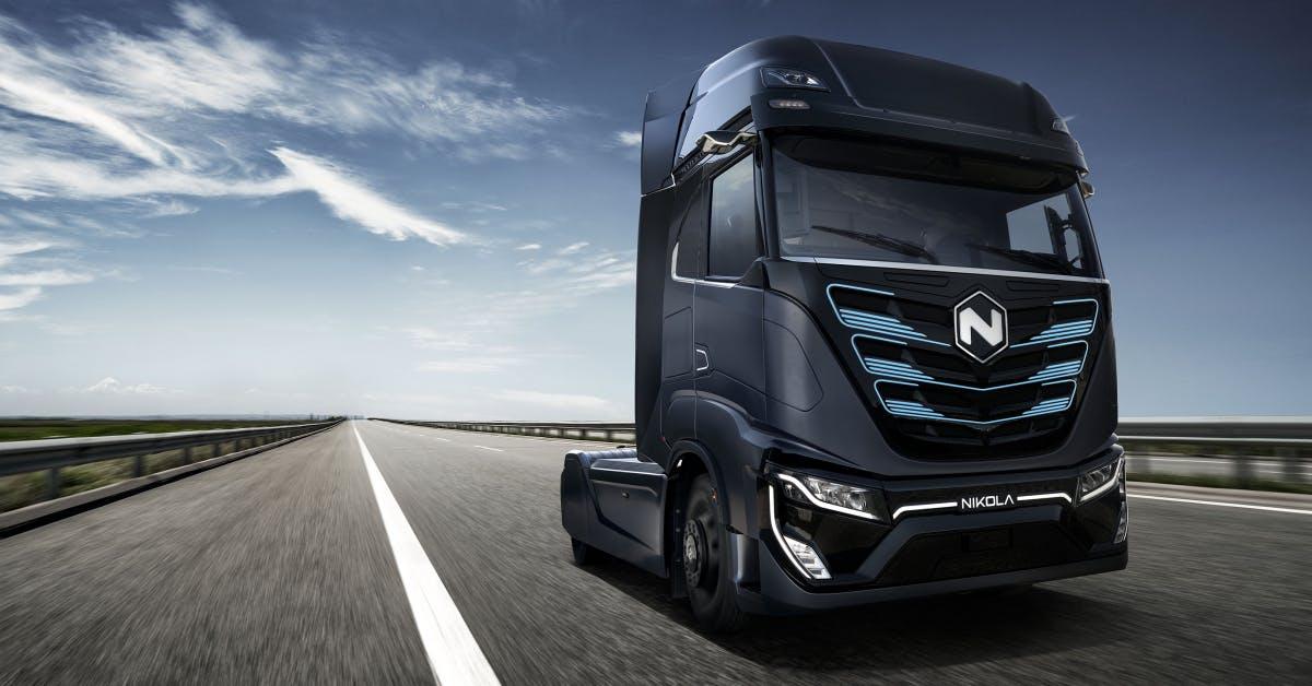 Iveco-Werk: Nikola lässt E-Lkw in Deutschland bauen