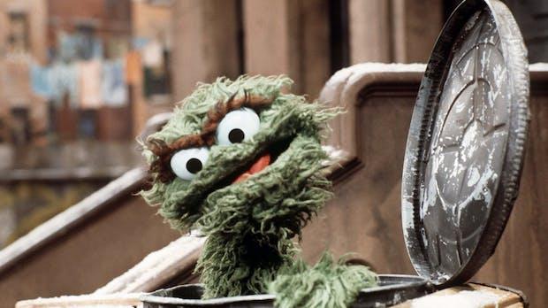 Oscar: Diese KI schimpft dich aus, wenn du Müll falsch sortierst